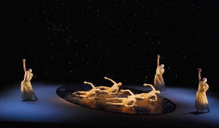 Bienal Internacional de Danza de Cali: La compañía japonesa de danza Sankai Juku se presenta por primera vez en Cali