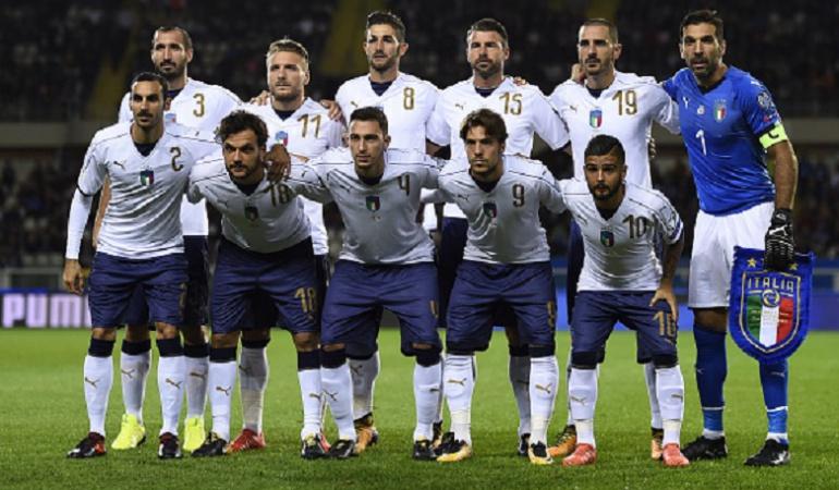 Mundial Rusia 2018: Italia reveló sus convocados para buscar un cupo al Mundial en el repechaje ante Suecia