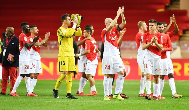 Mónaco Liga de Francia: A pesar de la ausencia de Falcao, Mónaco goleó 6-0 al Guingamp