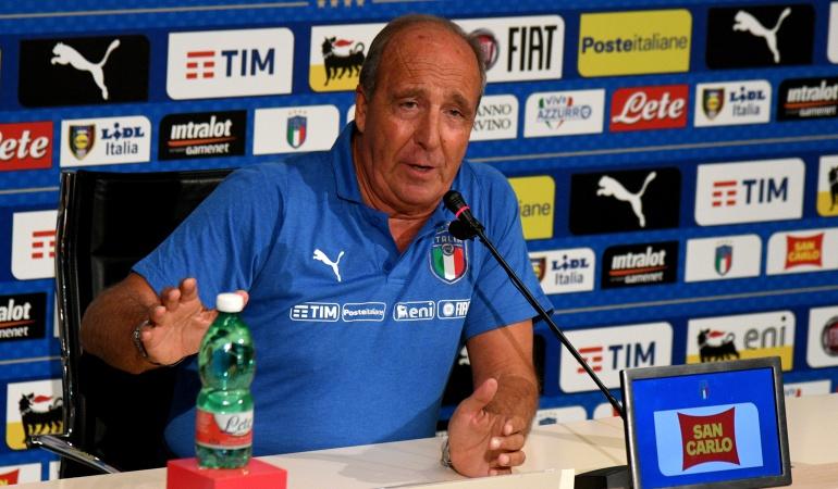 Selección Italiana: Italia estará en el próximo mundial: Gian Piero Ventura