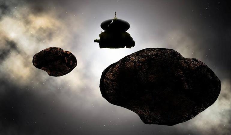 NASA abre convocatoria para renombrar asteroide: NASA pide ayuda para nombrar un asteroide