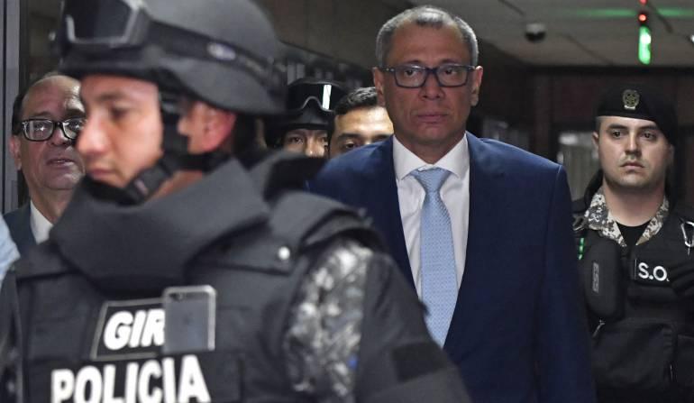 Odebrecht Ecuador: El vicepresidente de Ecuador irá a juicio por trama de sobornos de Odebrecht