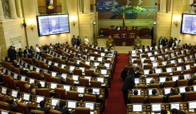 Trámite de la JEP en el senado: Se embolata trámite de la JEP y Gobierno ya evalúa otras salidas