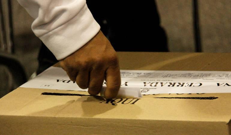 MOE elecciones presidenciales de 2018: MOE alerta por problemas previos a las elecciones de 2018