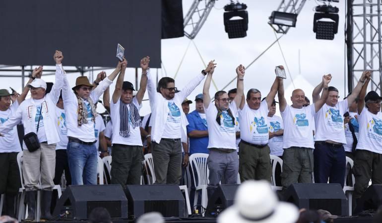 JEP. Condiciones para la participación Política de las FARC en el debate en el Congreso: Gobierno y conservadores acuerdan que las Farc deben presentarse a la JEP antes de hacer política