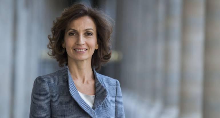 Audrey Azoulay, nueva directora genera de la Unesco