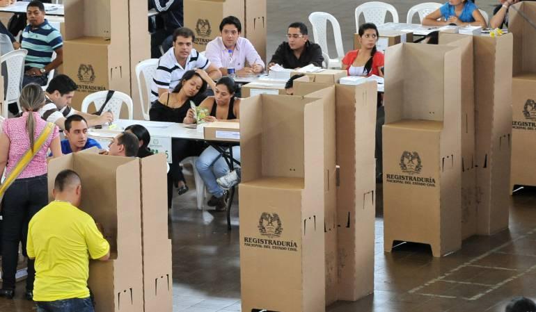 Fiscal advierte de delitos electorales a candidatos