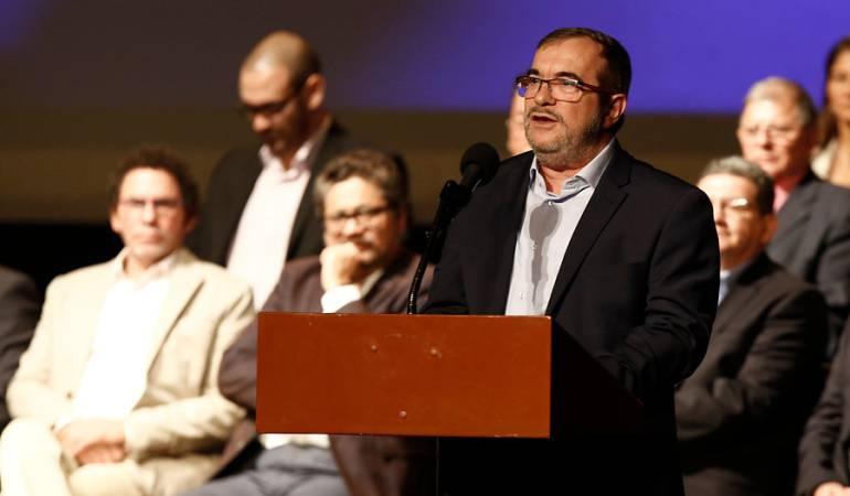 Elecciones presidenciales 2018 Farc: Timochenko consultará a colombianos sobre su candidatura a la Presidencia