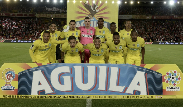 Atlético Nacional visitará a Tigres en Bogotá con nómina mixta