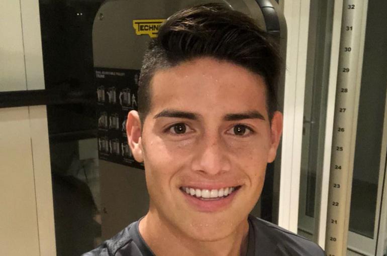 James Rodríguez regresó a Múnich: James regresa a Alemania para reintegrarse a trabajos con el Bayern