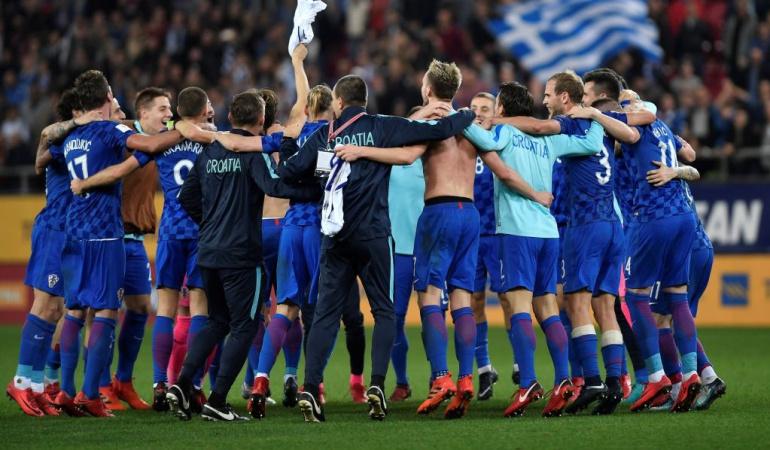 Croacia clasifica Mundial Grecia: Croacia clasifica al Mundial en un partido de trámite en Grecia