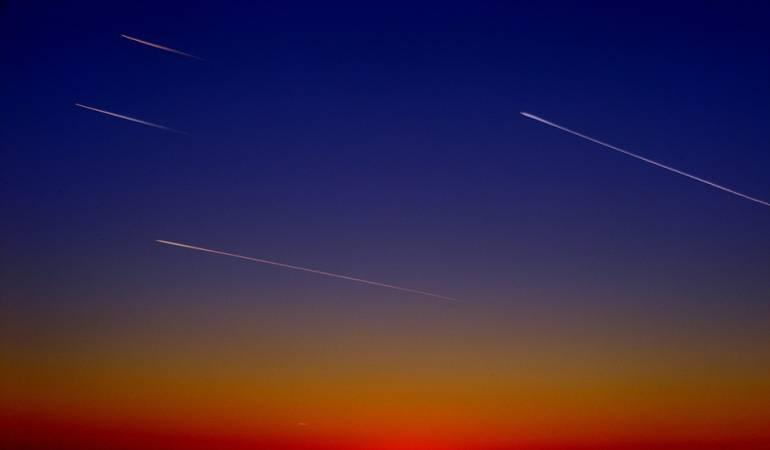 Júpiter, Venus y lluvia de estrellas: semana para los amantes de la astronomía