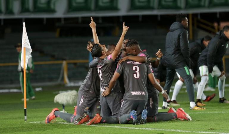 Tigres 1-0 Nacional Liga Águila: Taquilla y puntos para Tigres, que sorprendió a Nacional en El Campín