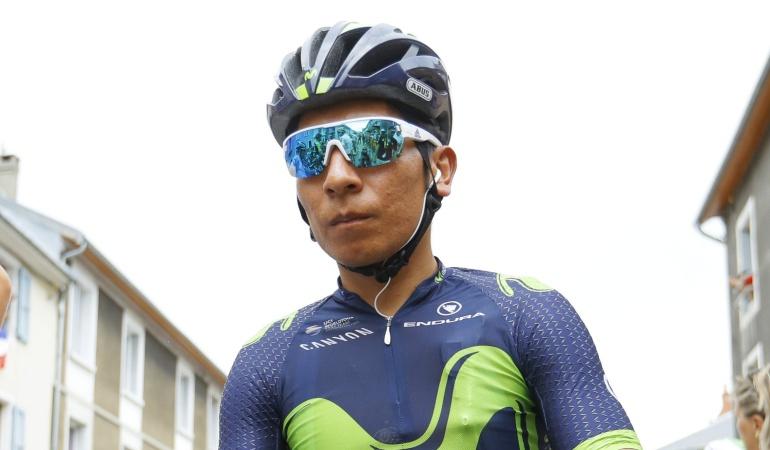 Nairo Quintana Mikel Landa: Landa es un compañero más, quieren hacer una problemática y no la hay: Nairo