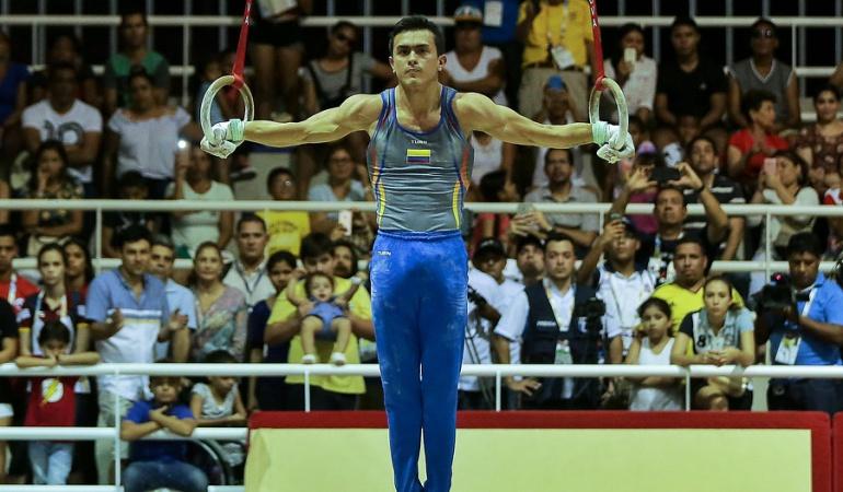 juegos bolivarianos 2017: Colombia, Venezuela y R. Dominicana se reparten los oros en gimnasia