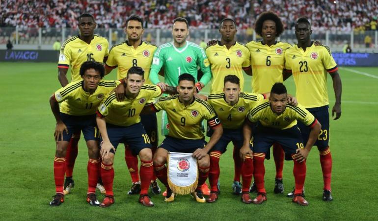 Balance 2017 Selección Colombia: 2017, año en el que Colombia selló una nueva clasificación a un Mundial