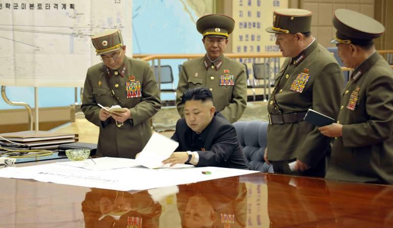 Portaviones de EEUU alimentan las tensiones: Corea del Norte a ONU