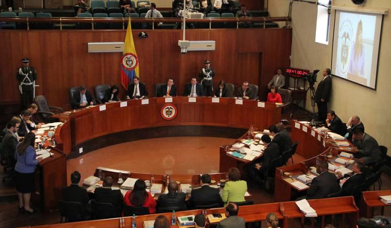 JEP: Corte Constitucional se podría pronunciar hoy sobre la JEP: MinInterior