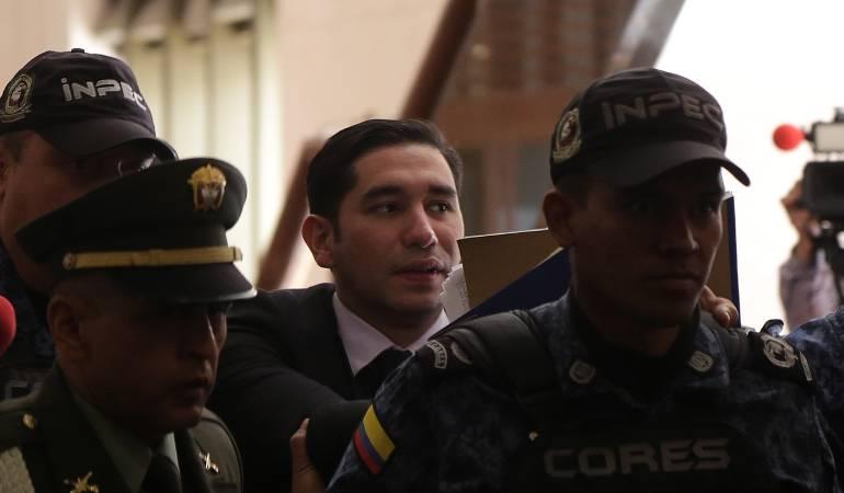 Magistrado Fernández niega haber promovido a Moreno como vicefiscal General de la Nación