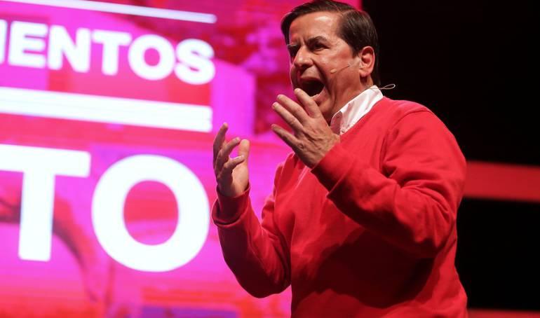 Fernando Cristo Reforma Política del Senado Juan Manuekl Santos: Cristo le pidió al presidente Santos retirar la Reforma Política del Senado