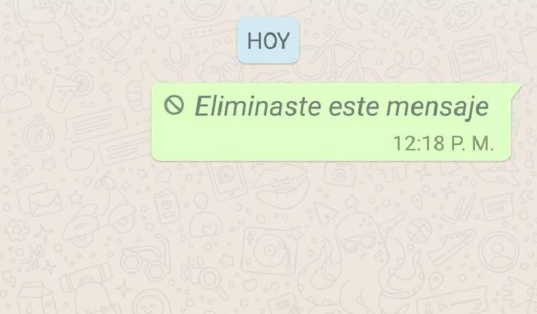 app para ver los mensajes eliminados de whatsapp