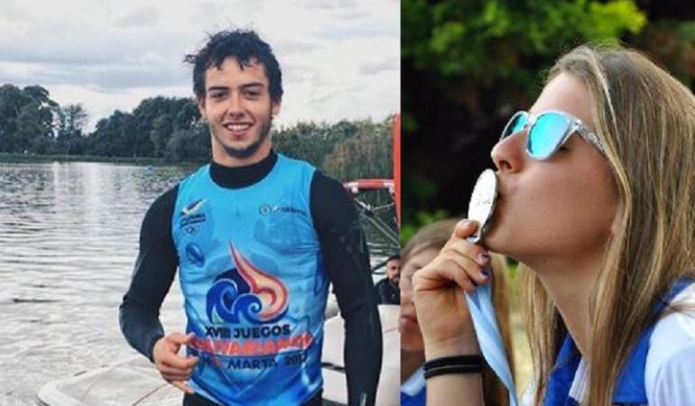Esquí Juegos Bolivarianos: Colombia consiguió dos oros en la modalidad de Wakeboard en esquí