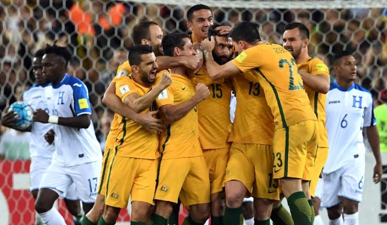 Australia 3-1 Honduras Mundial Rusia 2018: Jedinak guía a Australia a Rusia y acaba con el sueño de la Honduras de Pinto