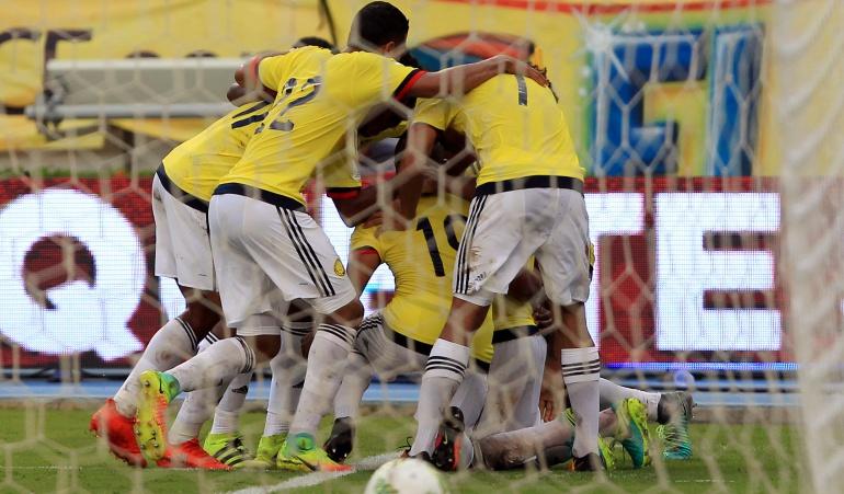 Posibles rivales de Colombia: Los posibles rivales de Colombia en la primera fase del Mundial de Rusia 2018
