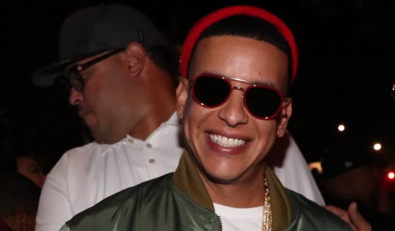 Daddy Yankee.