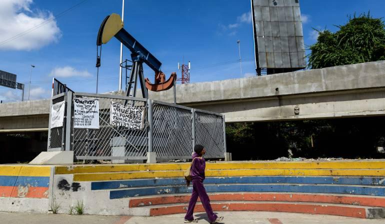 Venezuela Crisis Política Default económica: ¿Qué significa el default parcial declarado en Venezuela?