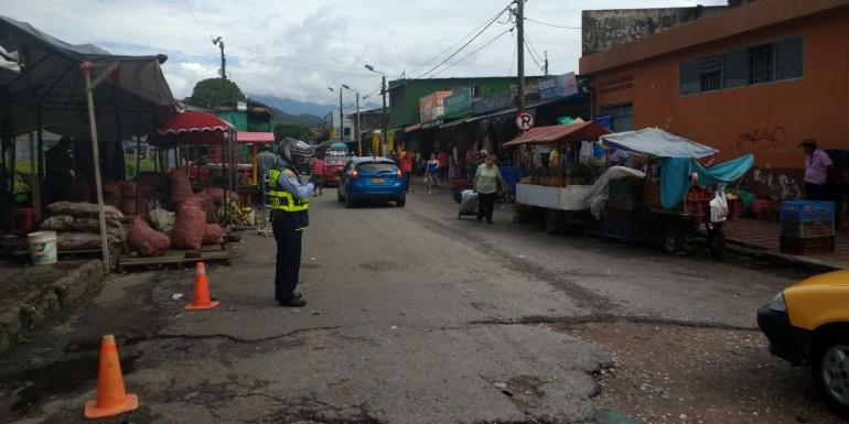 Operativos de movilidad en Villavicencio