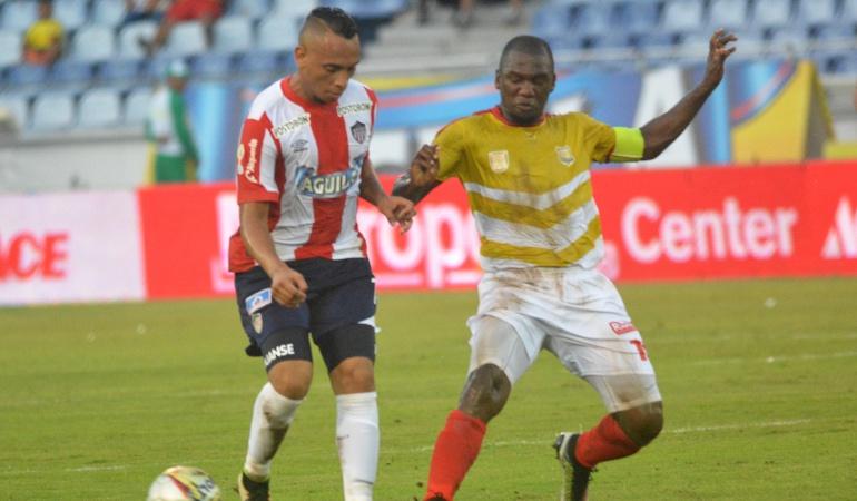 Junior Vs Rionegro: Junior igualó con Rionegro y no pudo asumir el liderato de la Liga Águila