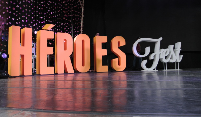 Héroes Fest, un encuentro imperdible para emprendedores
