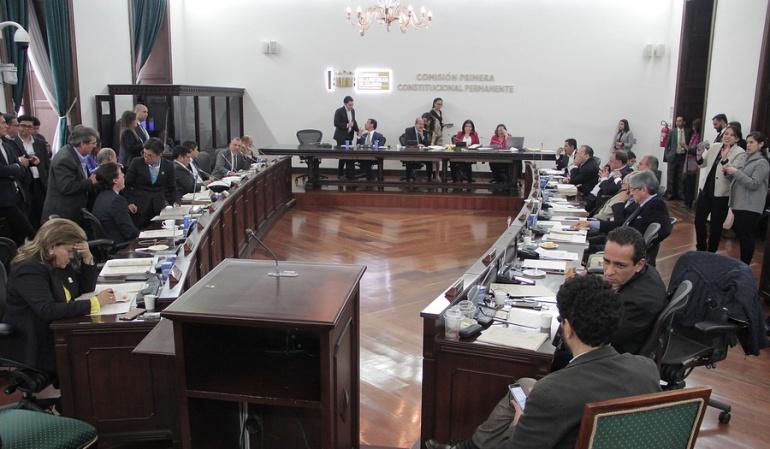 "Reforma política: Avanzó ""a medias"" la reforma política"