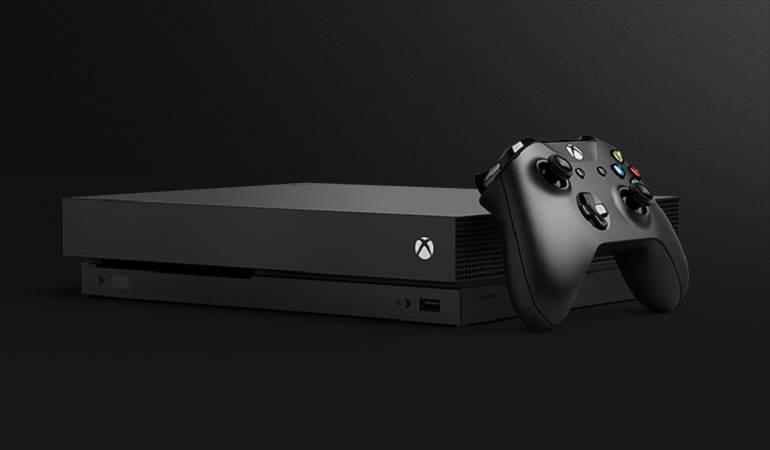 Xbox One X promete 40 % más de potencia que otras consolas
