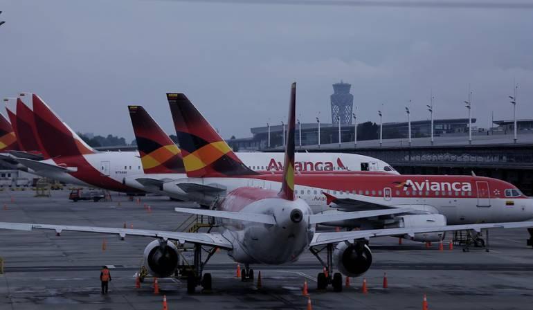 Desde hoy Avianca activa 54 vuelos adicionales a usuarios en Colombia