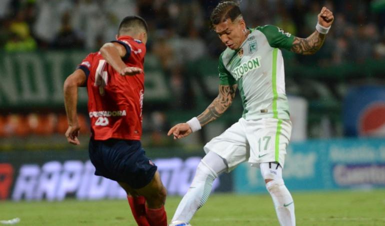 Nacional Medellín Liga Águila: Clásico paisa 296: Nacional, por el liderato; Medellin, por la clasificación
