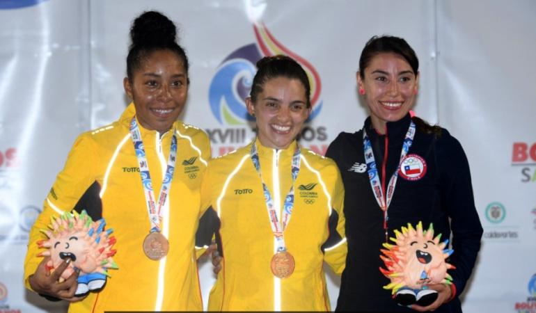 Colombia, Patinaje, Juegos Bolivarianos.: Colombia cierra con broche de oro en patinaje de carreras de los Bolivarianos