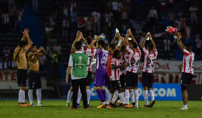 Junior Flamengo final Copa Sudamericana: Por un cupo en la final: Junior enfrenta a Flamengo luego de 33 años
