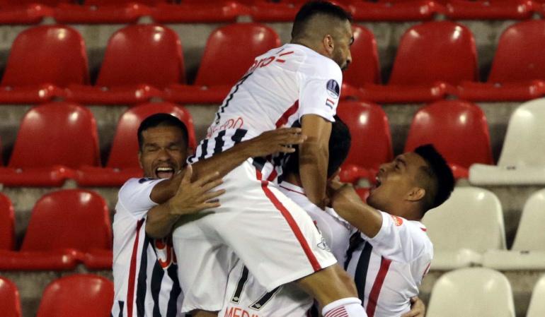 Libertad 1-0 Independiente: Con un gol tempranero, Libertad se adelanta en semifinal ante Independiente