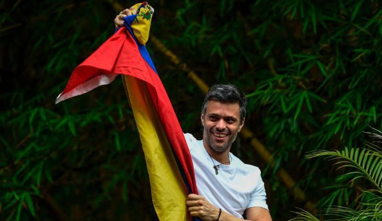 Leopoldo López Venezuela: Jueza que detuvo a Leopoldo López huyó de Venezuela por miedo al gobierno