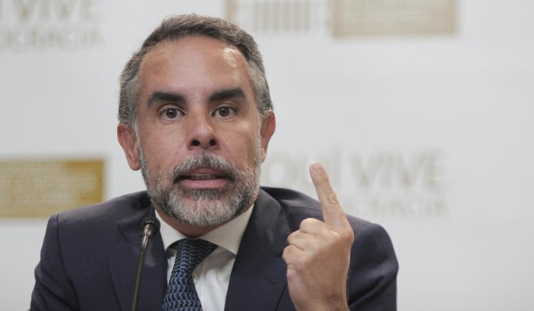 """Odebrecht: """"No le tengo miedo a la denuncia del fiscal"""": Armando Benedetti"""