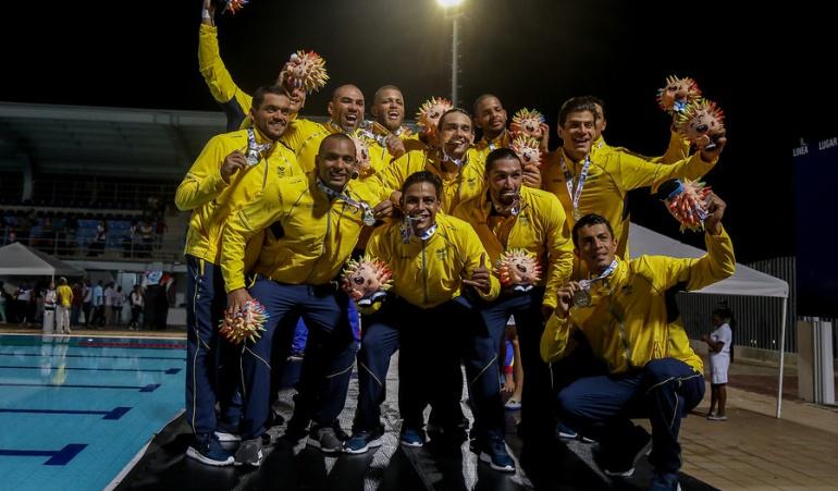 Melita Abraham ganó medalla de oro en remo de los Juegos Bolivarianos