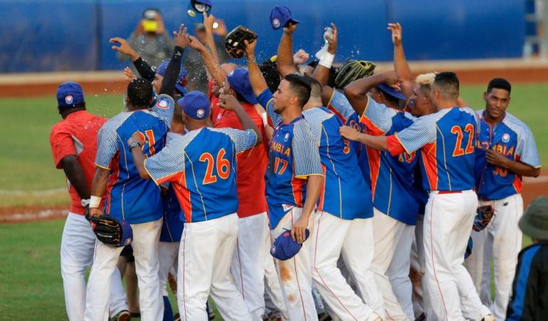 Colombia oro béisbol Juegos Bolivarianos: Colombia remonta ante Panamá y se cuelga el oro en el béisbol