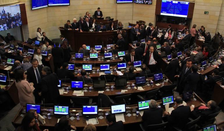 Postconflicto en Colombia: Un Congreso en deuda con la implementación de la paz