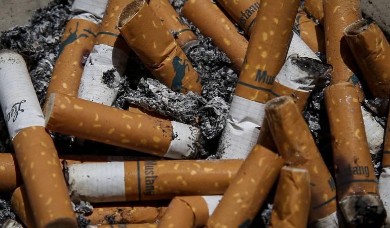Las imágenes preventivas que aparecerán ahora ne las cajetillas de cigarrillos: MinSalud presentó nuevas advertencias sanitarias contra el tabaco