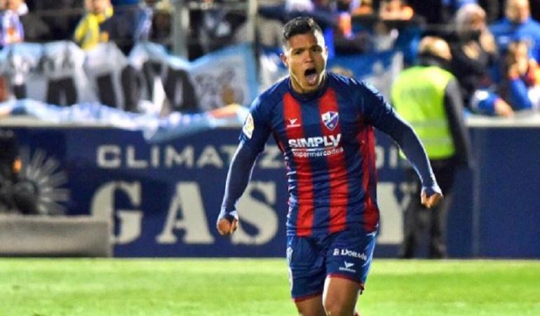 'Cucho' Hernández huesca: 'Cucho' Hernández sufre un esguince leve de tobillo