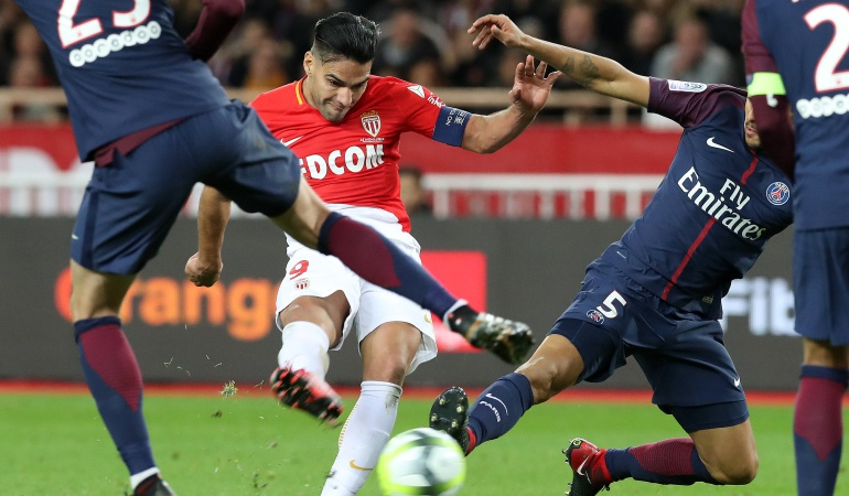 Mónaco 1-2 PSG: El Mónaco y Falcao caen ante el poder ofensivo del PSG