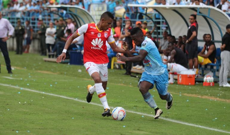 Jaguares 0-0 Santa Fe cuartos de final Liga Águila: Santa Fe consigue un valioso empate en Montería y buscará clasificar en Bogotá