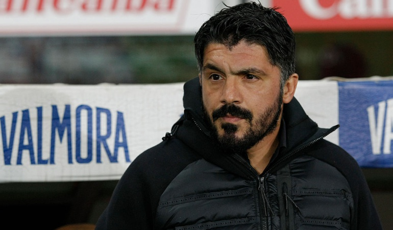 Gattuso nuevo entrenador Milan: Milan despide a Montella como su entrenador y lo reemplaza con Gattuso